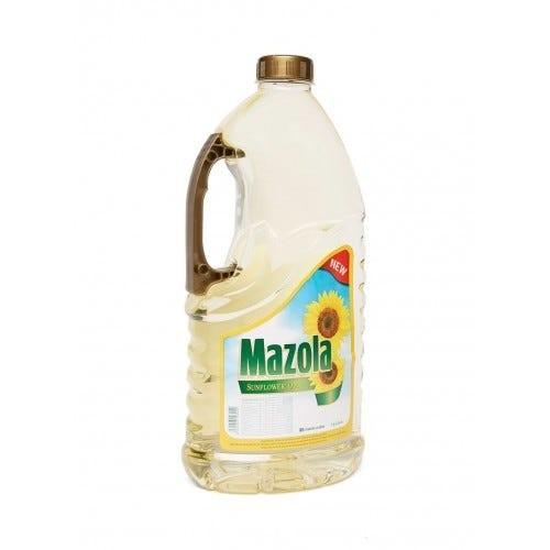Mazola Sunflower Oil 3L 295529-V001 by Mazola