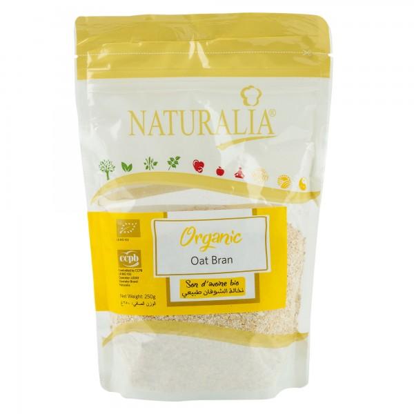 Naturalia Organic Oat Bran 250G 296687-V001 by Naturalia