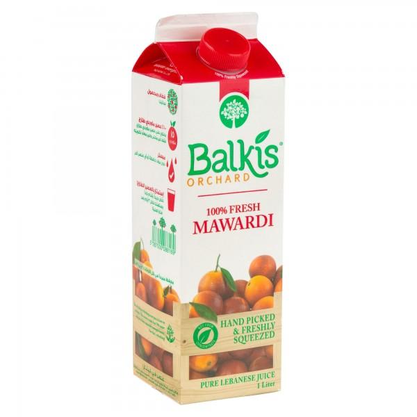 Balkis Orange Mawardi Juice Tetra 1L 297454-V001 by Balkis Orchard