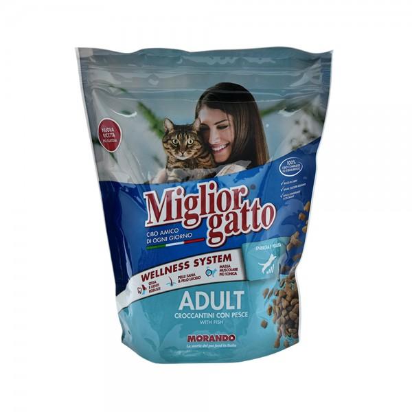 Miglior Cat Food Fish - 400G 297714-V001 by Miglior Cane