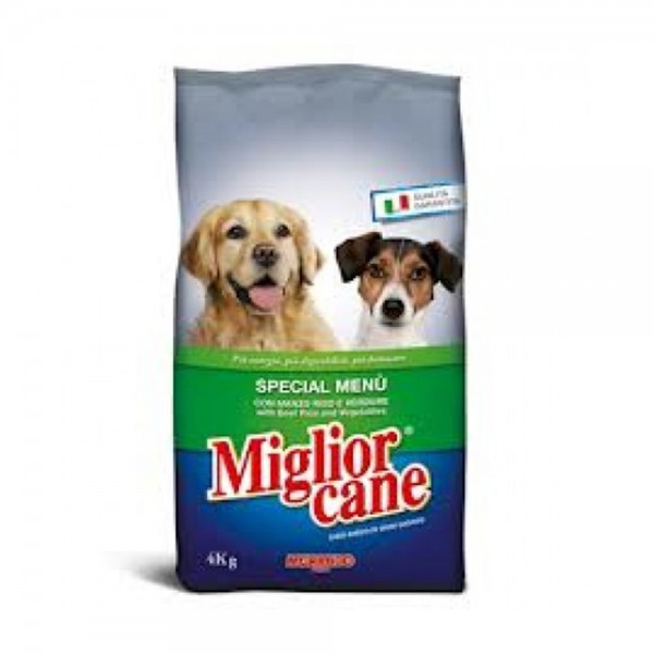 Miglior Special Menu Dog Food - 4Kg 297721-V001 by Miglior Cane