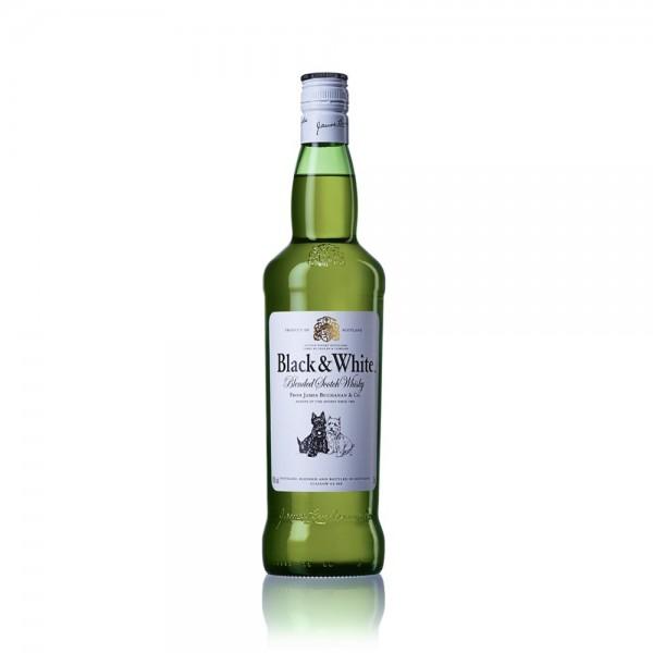 Black & White Scotch Whisky 750ml 302117-V001 by Black & White