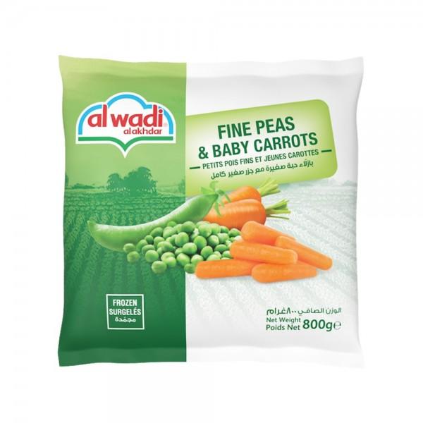 Al Wadi Al Akhdar Fine Peas & Baby Carrots 303884-V001 by Al Wadi Al Akhdar