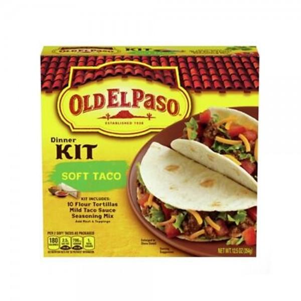 SFT TACO DINNER SAUCE 304345-V001 by Old El Paso