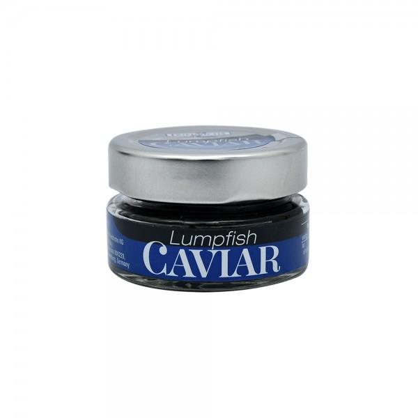 Friedrichs Lumpfish Caviar Black 50G 304428-V001 by Friedrichs