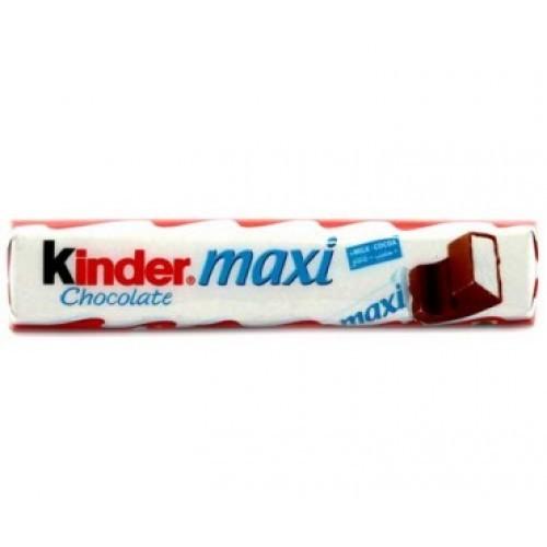 Kinder Maxi - 21G 304522-V001 by Ferrero