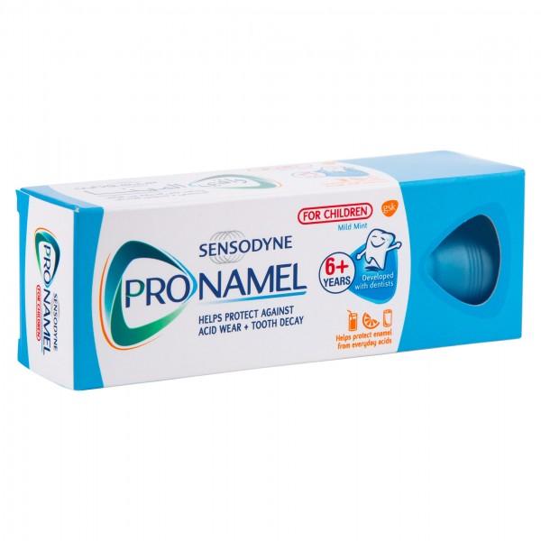 Sensodyne Pronamel Kids Toothpaste 6+  50ml 304854-V001