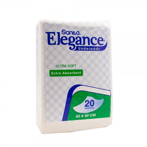 Elegance Under-Pads 20 Pieces 305494-V001 by Elegance
