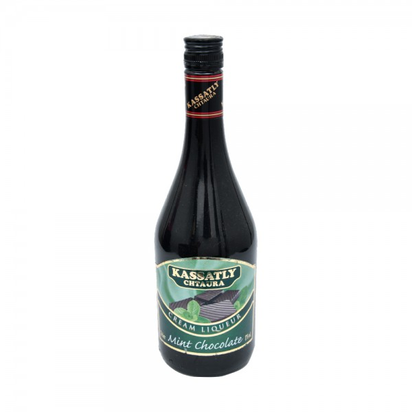 Kassatly Mint Chocolate Liquor - 700Ml 306247-V001 by Kassatly Chtaura