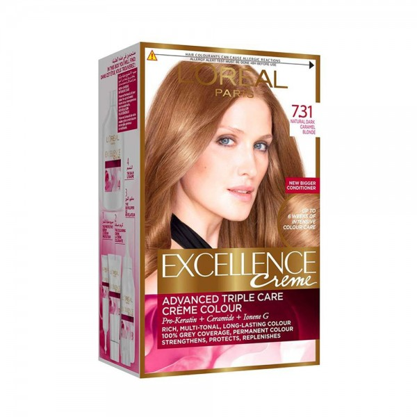 COLORATION 7.31 BLOND BEIGE 306309-V001 by L'oreal