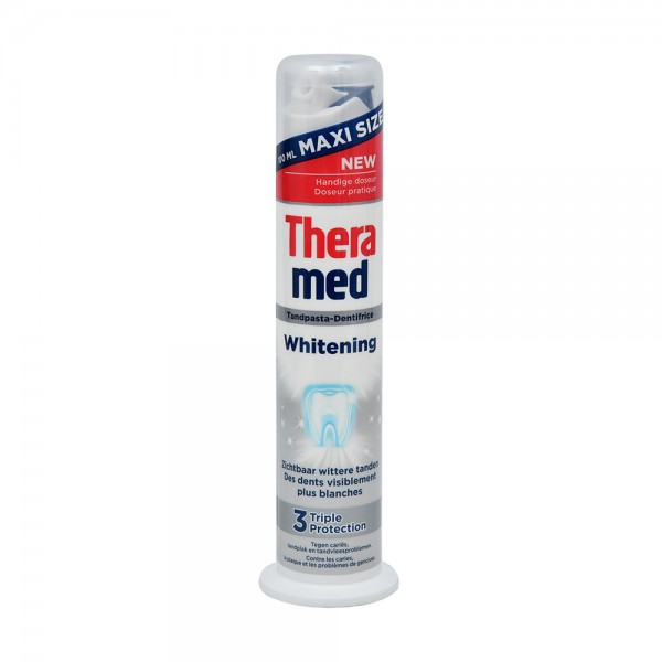 Theramed Dispenser Ultra White 307107-V001 by Theramed