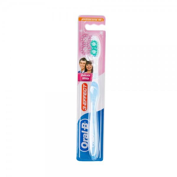 Oral-B Delicate White 40 Medium 307382-V001