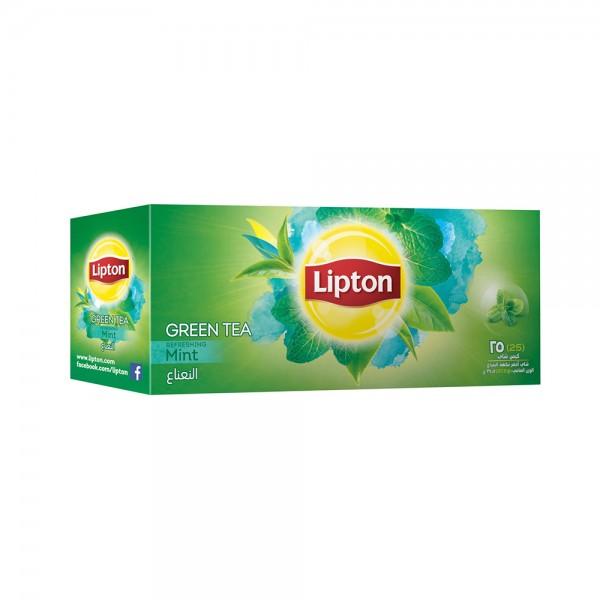 Lipton Clear Green Tea 25s 307467-V001 by Lipton