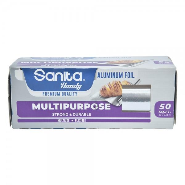 Sanita Special Aluminum Foil 50SQ 308254-V001 by Sanita