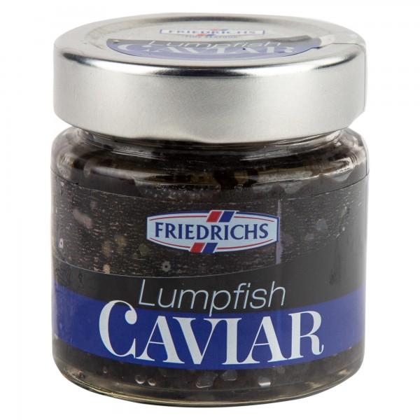 Friedrichs Lumpfish Caviar Black 309482-V001 by Friedrichs