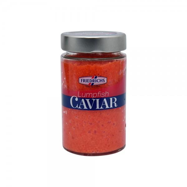 Friedrichs Lumpish Caviar Red 200g 309483-V001 by Friedrichs