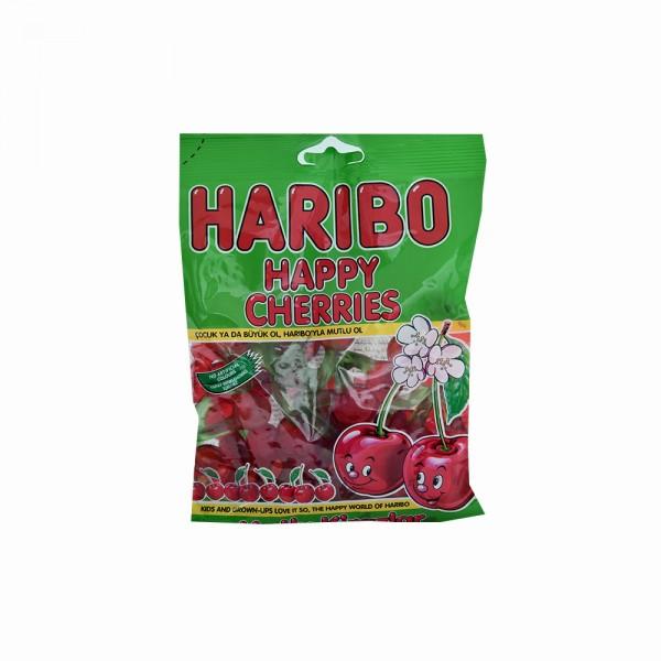 Haribo Happy Cherries Candies - 200G 311975-V001 by Haribo
