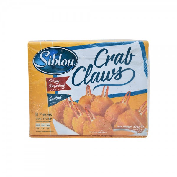 Siblou Breaded Crab Claws 250g 312034-V001 by Siblou