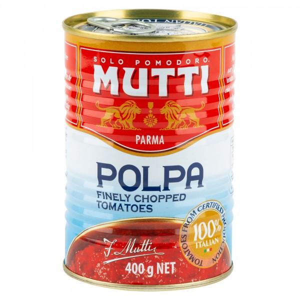 Mutti Finely Chopped Tomatoes 400G 312072-V001