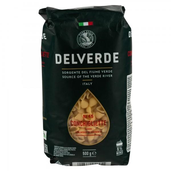 Delverde Conchigliette No.45 500G 312252-V001 by Delverde