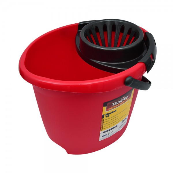 Tonkita Bucket With Squeezer 12L 312283-V001 by Tonkita