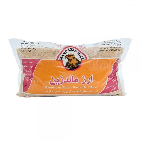 MANDAZIN American Paraboiled Rice 5Kg 312994-V001 by MANDAZIN