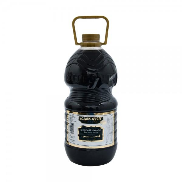 Kassatly Tamarind Syrup Galon - 3.4Kg 313092-V001 by Kassatly Chtaura
