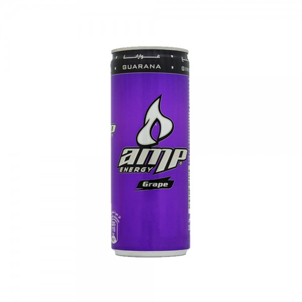 Amp Energy Drink Turbo - 250ml 313293-V001 by AMP Energy
