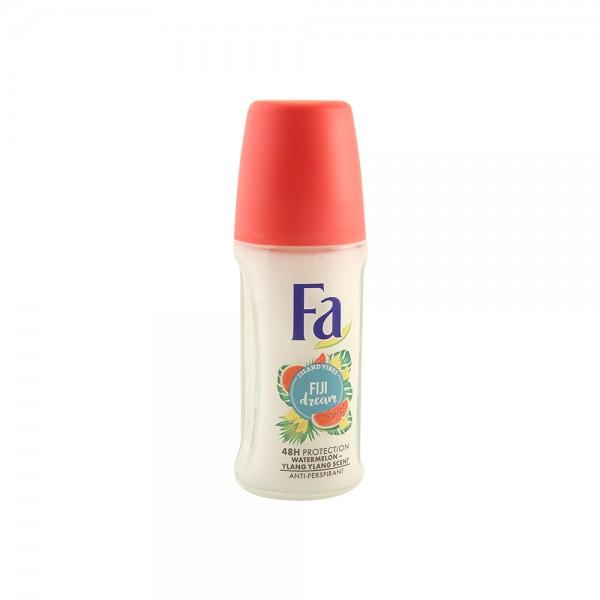 Fa Roll On Roll On Fiji Dreams - 50Ml 313732-V001 by Fa