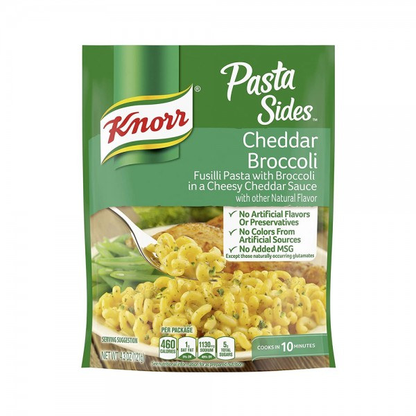 PASTA SIDE CHED BROC4 314378-V001 by Lipton
