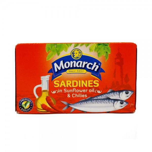 Monarch Sardine in Chili Sauce 314691-V001 by Monarch