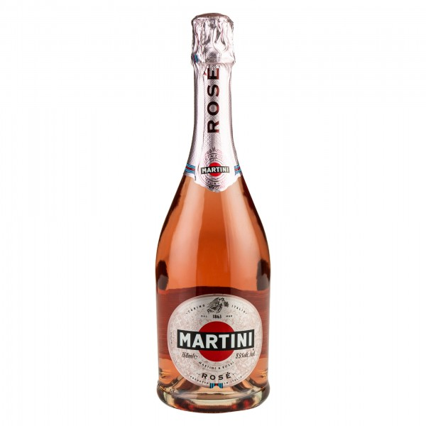 Martini Rose Sparkling Wine 75cl 314767-V001 by Martini