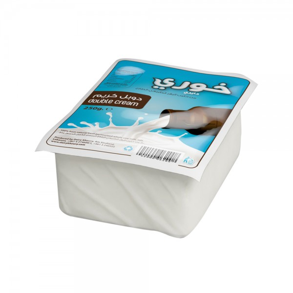 KHOURY Dairy Double Creme Vacuum 315406-V001 by Dairy Khoury