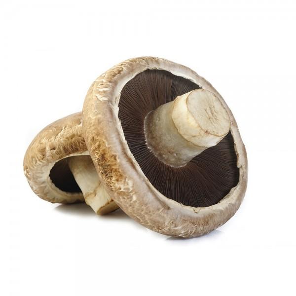 Portobello Mushroom per Kg 316461-V001 by Spinneys Fresh Produce Market