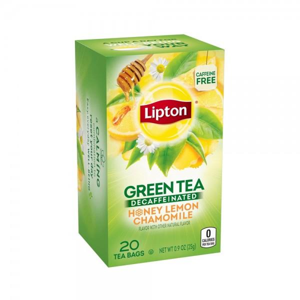 TEA BAGS HERBAL HONEY LEMON 320394-V001 by Lipton