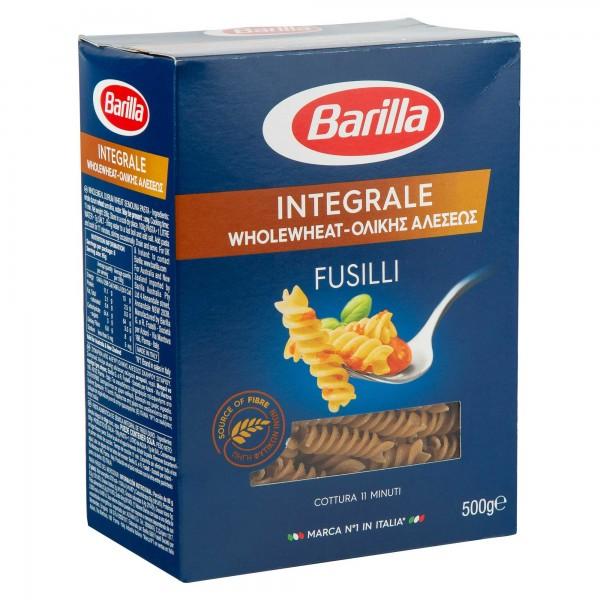 Barilla Whole Wheat Fusilli 500G 320718-V001