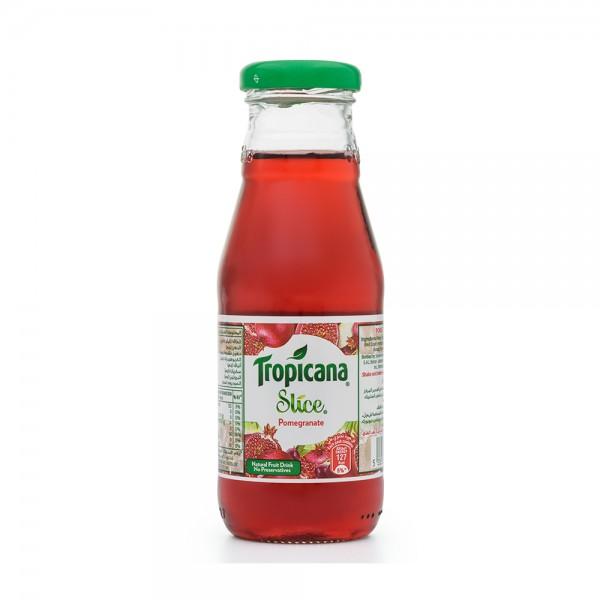 Tropicana Slice Pomegranate 240ml 321232-V001 by Tropicana