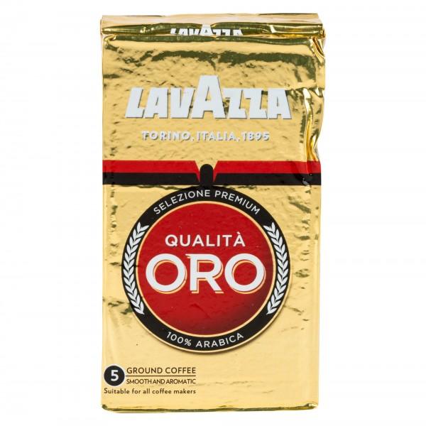 Lavazza Qualita Oro Whole Bean Coffee Bag 250G 323480-V001 by Lavazza