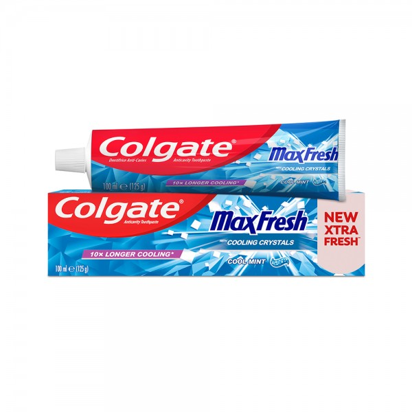 Colgate Maxfresh Cool Mint Gel Toothpaste 100ml 323739-V001 by Colgate