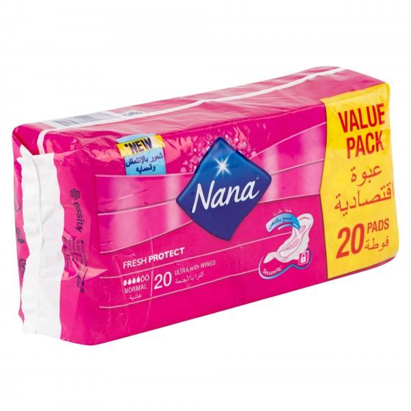 Nana Ultra Normal Wings Pads 20'S 323745-V001 by Nana