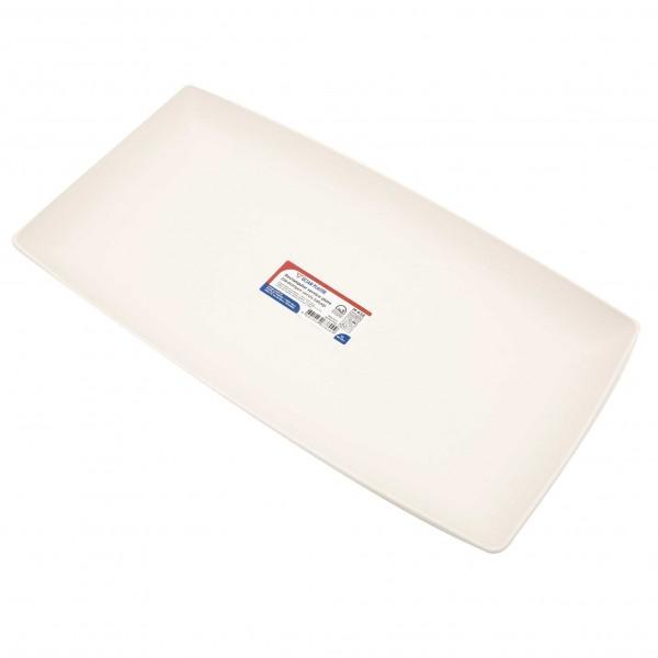 Ucsan Plate Rectangular M-638 - 19X36Cm 324096-V001