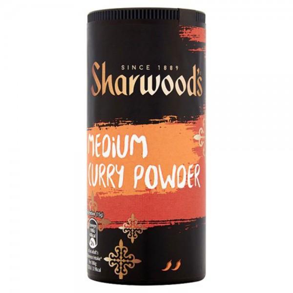 Sharwoods Curry Powder Medium 113G 324252-V001
