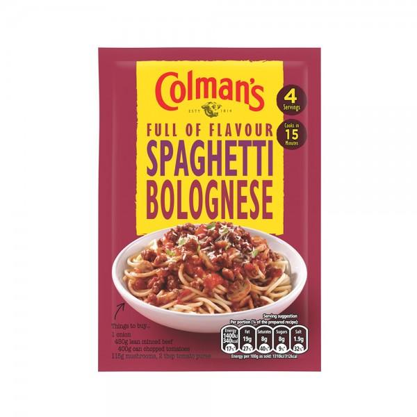 SPAGHETTI BOLOGNESE 324294-V001 by Colman's