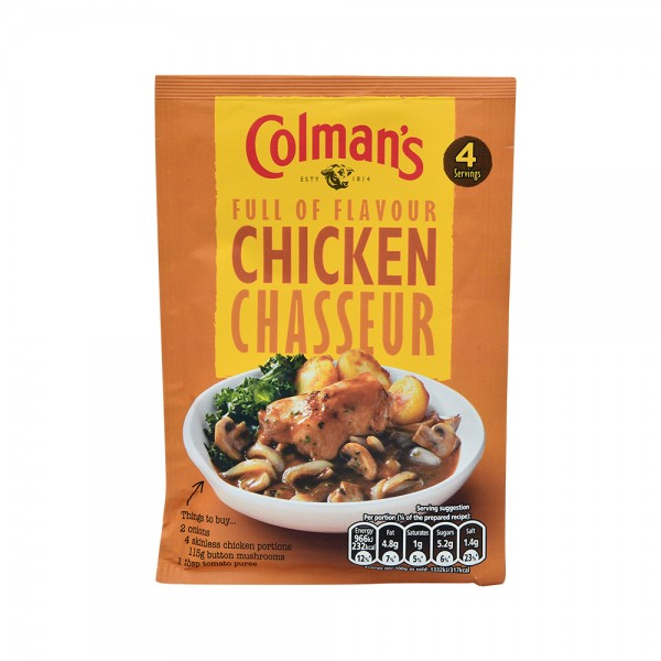Colman'S Cass Mix Chicken Chasse - 45G 324299-V001 by Colman's