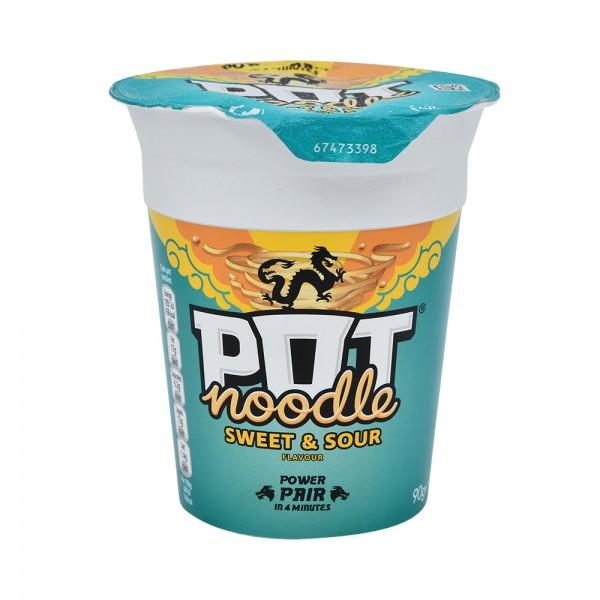 Pot Noodle Sweet + Sour - 90G 324498-V001 by Pot Noodle