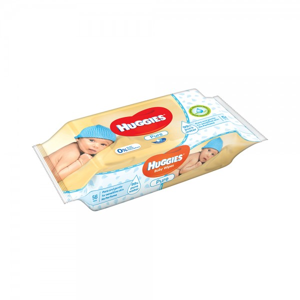 WIPES PURE 325568-V001 by Huggies