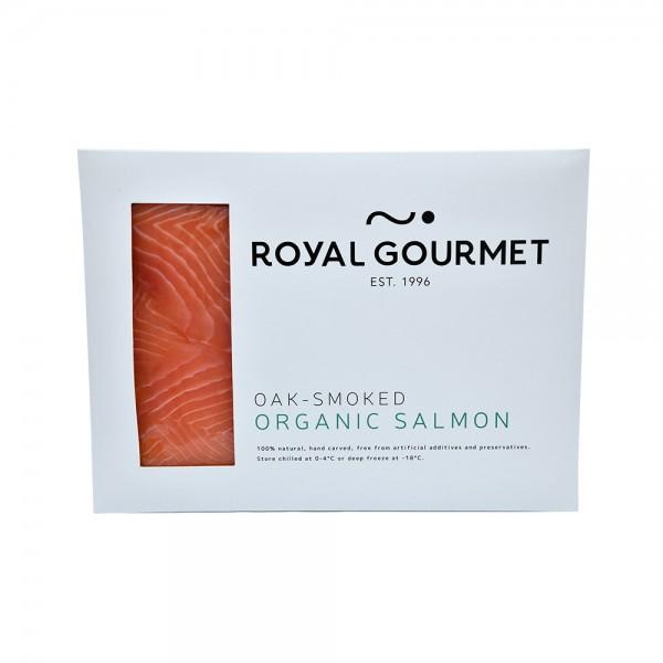 Royal Gourmet Organic Smoked Salmon 200g 328372-V001 by Royal Gourmet