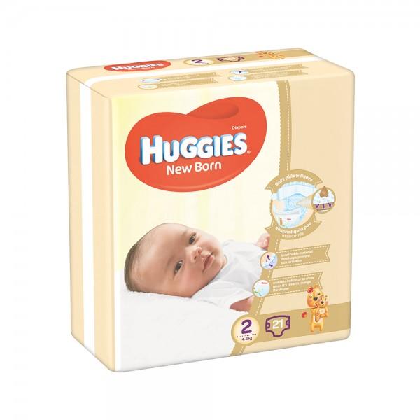 Huggies Mini Pure 4-6Kg Size 2 329179-V001 by Huggies