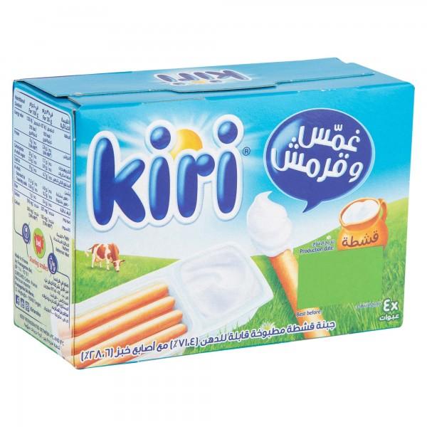 Kiri Dip & Crunch 140G 331243-V001 by Kiri