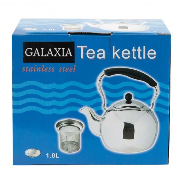 Galaxia Tea Kettle+Strainer - 1L 331450-V001